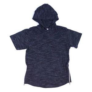 Akademiks Boys Tee Shirt Hoodie